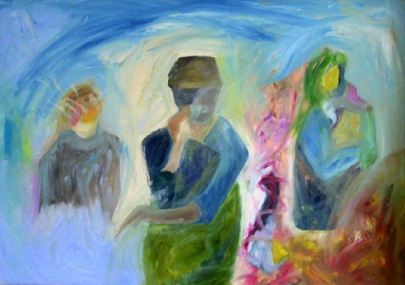 Έργα 1995 - 2000 Χριστίνα Φοίτου